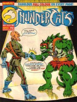 ThunderCats (UK) - 065