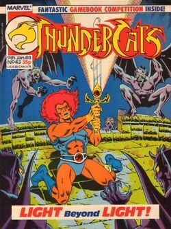 ThunderCats (UK) - 043