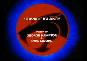 Revenge Island - Title Card