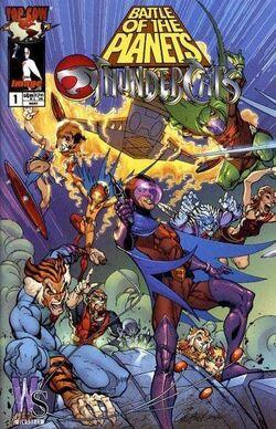 Battle of the Plenets and thundercats 1a