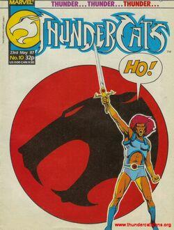 ThunderCats (UK) - 010