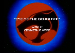 Eye of the Beholder - Title Card