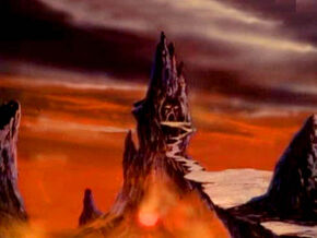 Fire Rock Mountain2