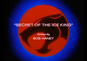 Secret of the Ice King - Title Card