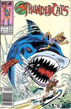 Thundercat comic US 15