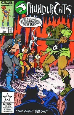 Thundercat comic US 11