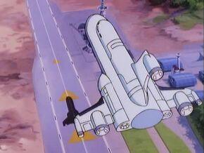 Thunderian Spaceliner