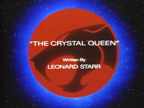 Crystal Queen Title Card