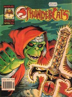 ThunderCats (UK) - 126