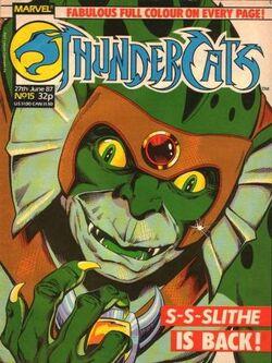 ThunderCats (UK) - 015