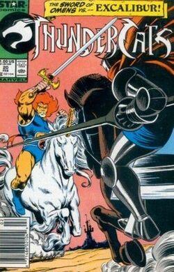 Thundercat comic US 20