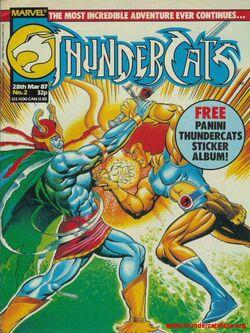 ThunderCats (UK) - 002