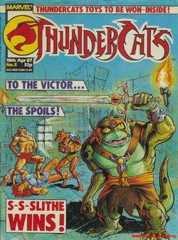 ThunderCats (UK) - 005