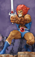 Hard Hero Lion-O Statue - 001