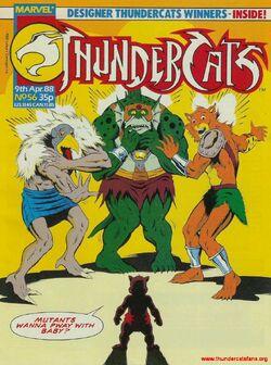 ThunderCats (UK) - 056