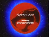 Safari Joe (episode)