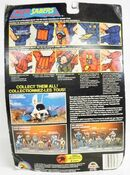 LJN Orange Laser Saber Box Back