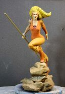 Pop Culture Shock Cheetara Statue - 001