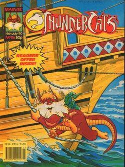 ThunderCats (UK) - 116