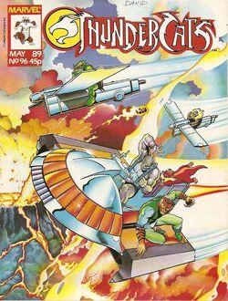 ThunderCats (UK) - 096