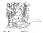 Original Concept Art - Castle Plun-Dare - Basement - 001