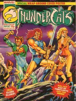 ThunderCats (UK) - 030