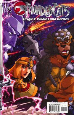 Thundercats origions villians and heroes