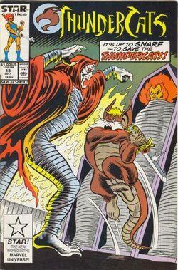 Thundercat comic US 13