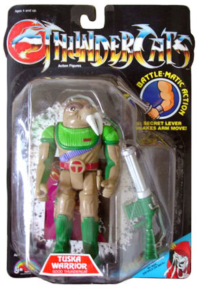 LJN Tuska Warrior Series 2