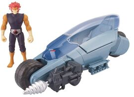 Bandai ThunderCats ThunderRacer with Lion-O - 01