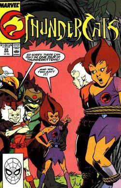 Thundercat comic US 22
