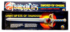 LJN Sword of Omens Box