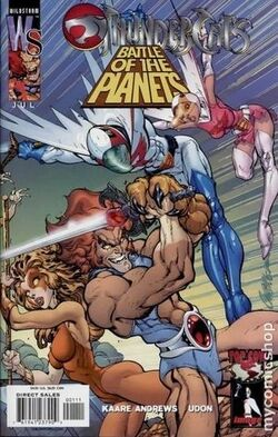 Thundercats and Battle of the Planets 1a