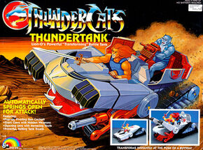 LJN Thundertank Box2