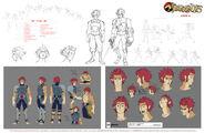 Original Concept Designs 2011 - Lion-O - 002