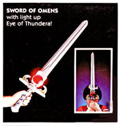 Sword of Omens Action