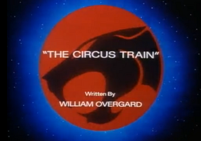 The Circus Train - Title Card