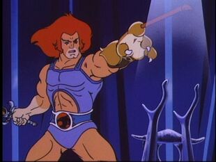 SWORD THUNDERCATS 80`s - LION-O 2 (7)