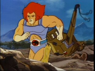 SWORD THUNDERCATS 80`s - LION-O 2 (6)