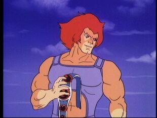 SWORD THUNDERCATS 80`s - LION-O 2 (9)