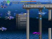Legendary Wings - Underwater
