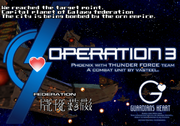 Operation 3 Stage 5 Title Card