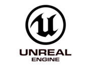 Unreal Engine logo and wordmark-0