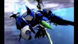 "Thunder Force VI-Take Off - RVR-00 ""Phoenix"" Cutscene.-00 ""PHOENIX"") -Mission Start- ARRANGED BGM"