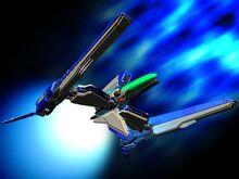 Thunder Force V Gauntlet