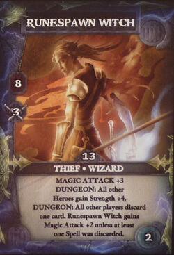 Runespawn Witch