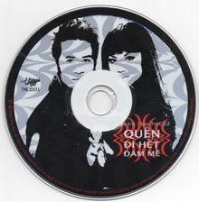 331-Top Hits 22-Quen Di Het Dam Me cd