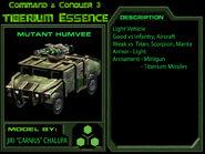 TEManual MutantHumwee
