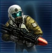 Missile squad cameo