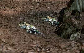 Sniper Team screen
